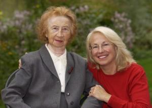Barbara & Mother 2003